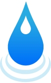 Distilled water emblem