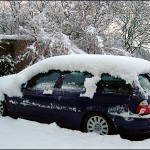 distilled water can help your car in cold weather